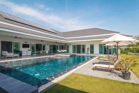 02A Exceptional pool villa