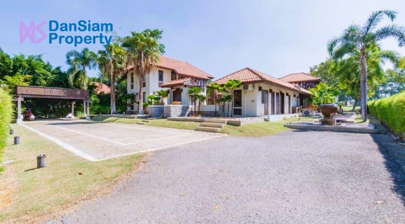 02A Palm Hills Thai-Bali house