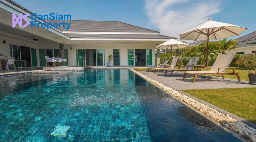 02B Exceptional pool villa
