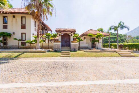 02B Palm Hills Thai-Bali house