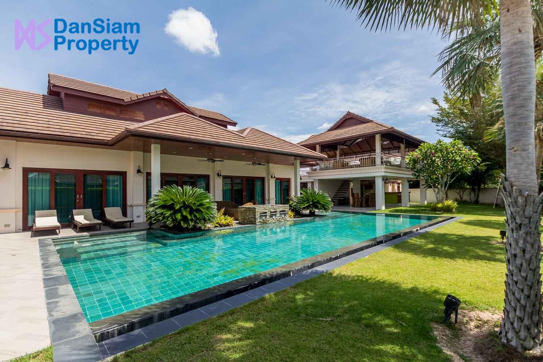 Magnificent Bali-style Villa in Hua Hin at Hillside Hamlet5