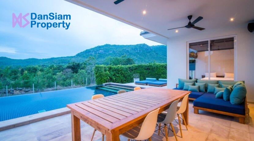 04 Luxury pool villa exterior