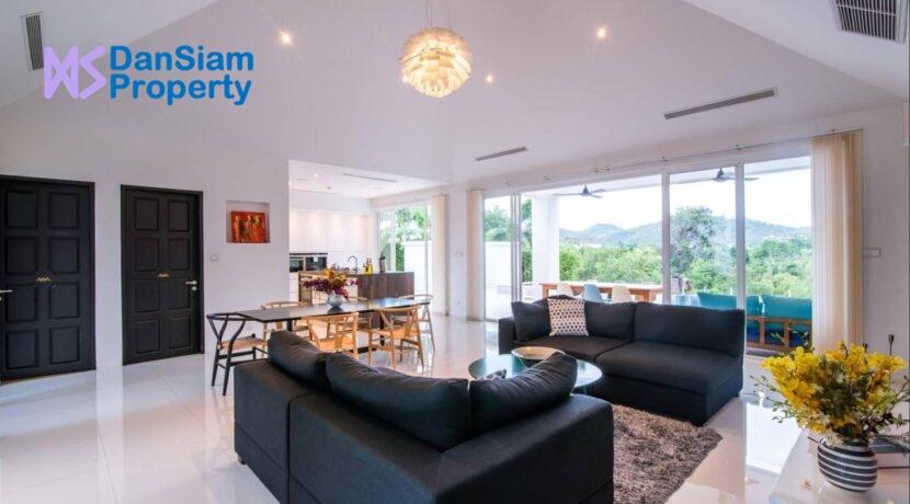 13 Luxury pool villa interior