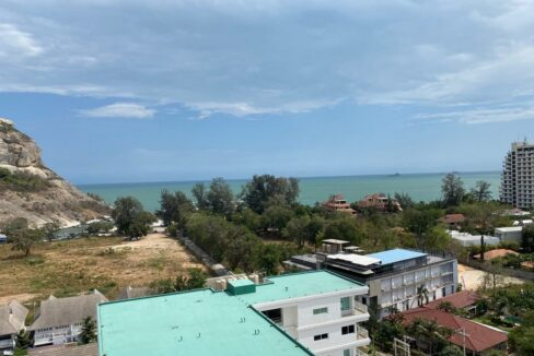 16B Stunning view from balcony
