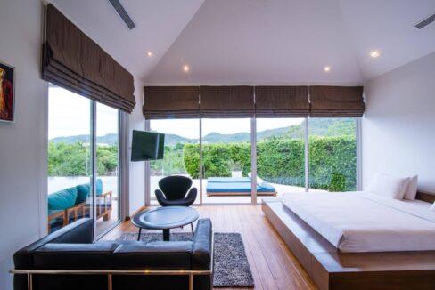 31 Luxury pool villa interior