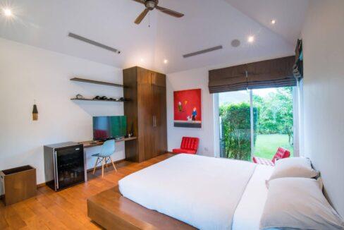 41 Luxury pool villa interior