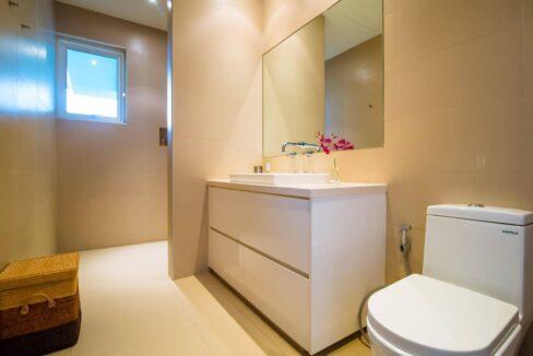 45 Luxury pool villa interior