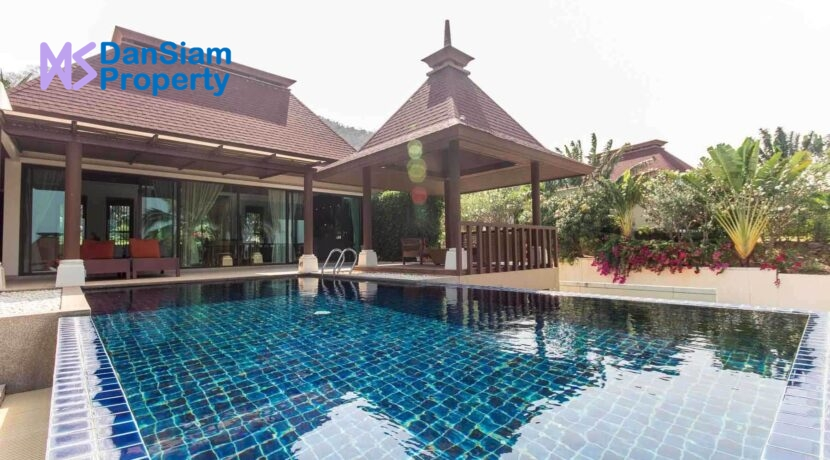 4A Great terrace-pool environment