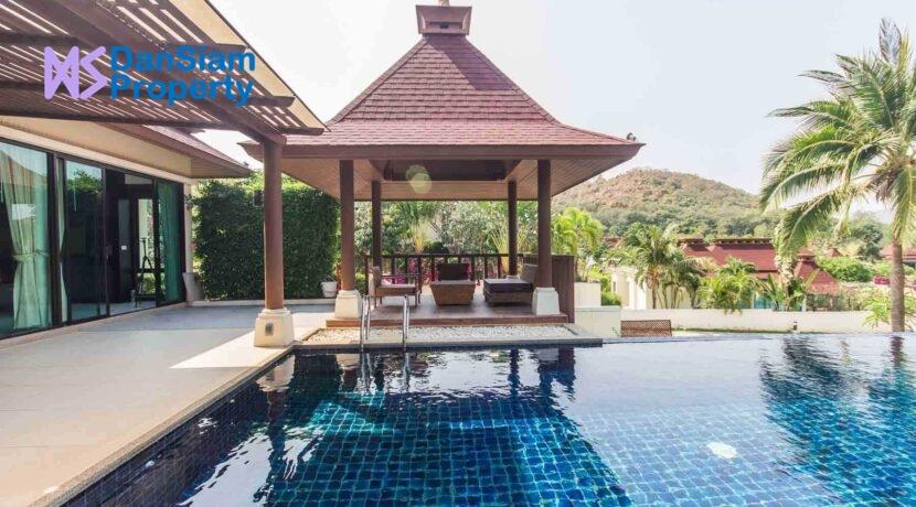 4C Great terrace-pool environment