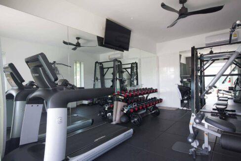 60 Advanced Gym (Bedroom #4)