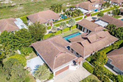 80 Villa Birdseye view