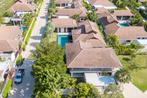 81 Villa Birdseye view