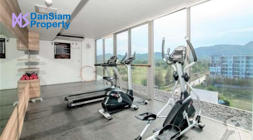 82 Fitness room