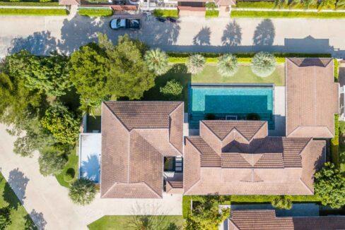 83 Villa Birdseye view