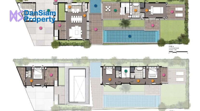 90 PRX House#A3 Floorplan