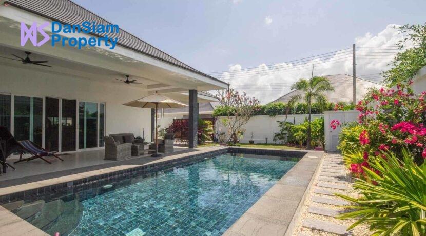 02C Luxury pool villa