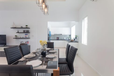 13 Spacious living-dining room