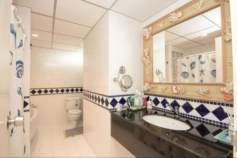 35 Master bathroom