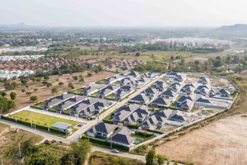 90 Estate Birdseye view
