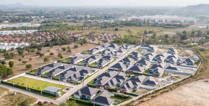 Luxury Pool Villa in Hua Hin at New Development(#02)