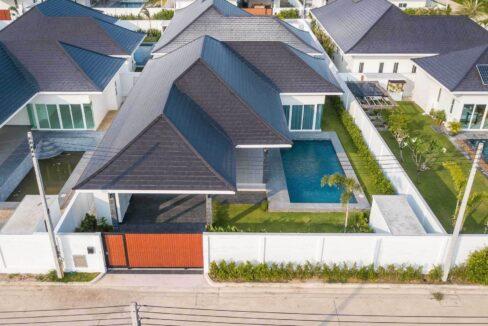 91A Villa Birdseye view