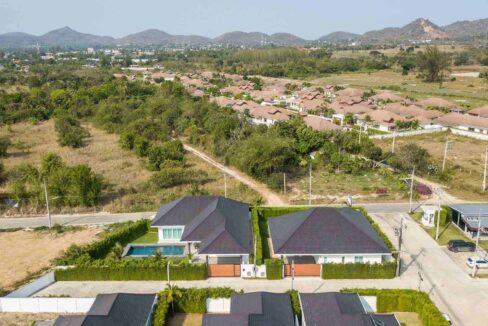 91A2 Villa Birdseye view