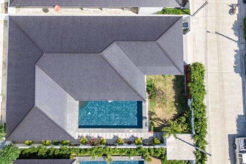 91C Villa Birdseye view