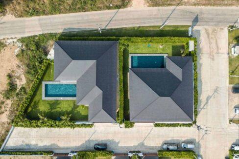 91F Villa Birdseye view