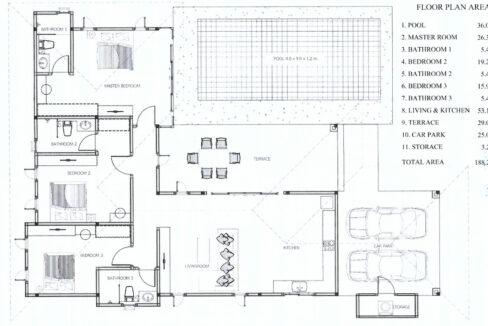 92 Villa Floorplan