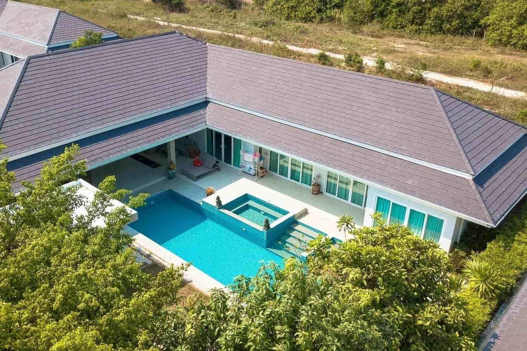Magnificent Pool Villa in Hua Hin near Palm Hills Golf Resort