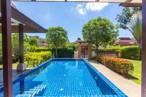 33 House#36 Pool environment
