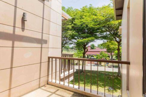 43 Bedroom #2 balcony