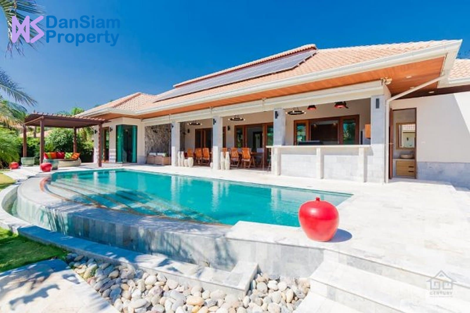 Luxury Pool Villa near Hua Hin in Pranburi at Hana Village3