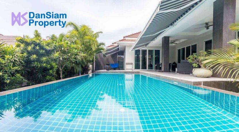 06 Large 10x4 meter infinity pool