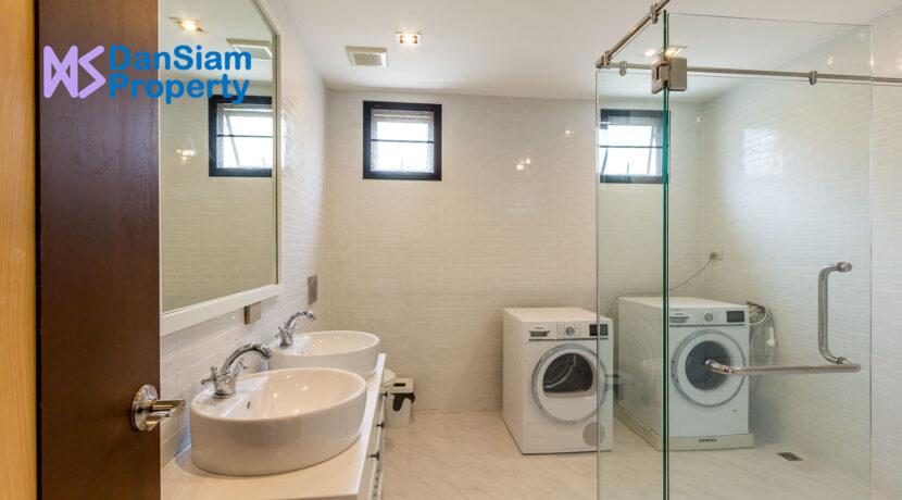 55 Bathroom#3 with washer&dryer