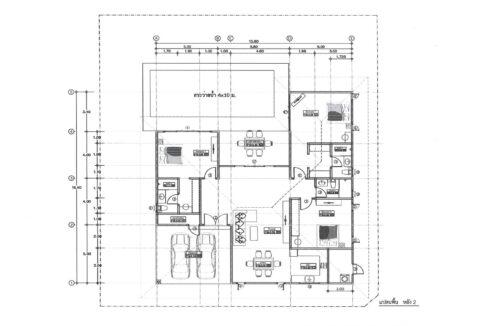 92 AHH U-Shape Floorplan
