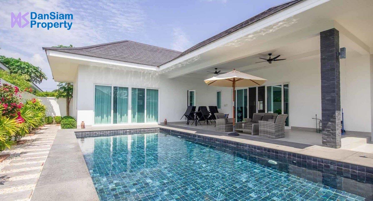 Luxury Pool Villa in Hua Hin at New Development(#GF)