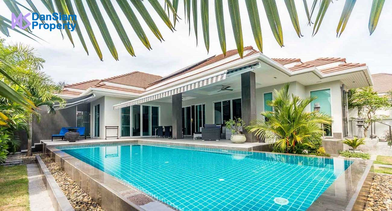 Exceptional Villa in Hua Hin at Woodlands Residences