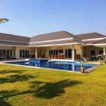 10 Palm Villas Pool Villa