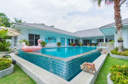 01 Luxury 5 Bed Pool Villa