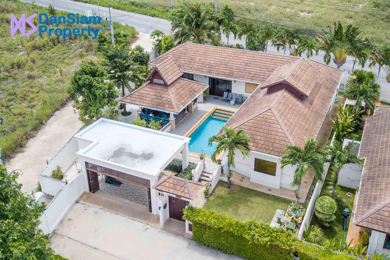 Thai-Bali Style Pool Villa in Hua Hin at Hillside Hamlet4