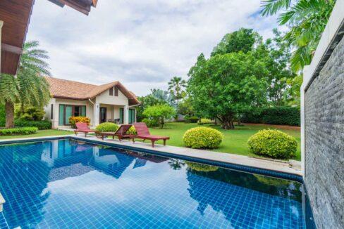 02 High standard Hana villa