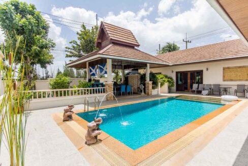02A Thai-Bali pool villa