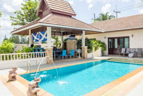 02B Thai-Bali pool villa