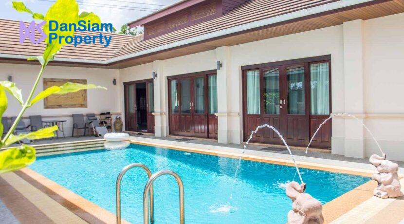 03 Thai-Bali pool villa