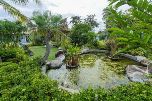04C Large beautifully landscaped garden