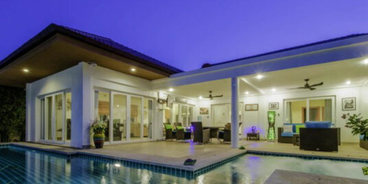 Luxury 3-Bed Pool Villa in Hua Hin at Orchid Palm Homes6
