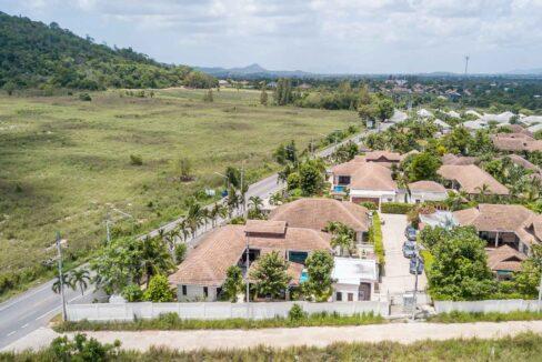 92 Villa birdseye view