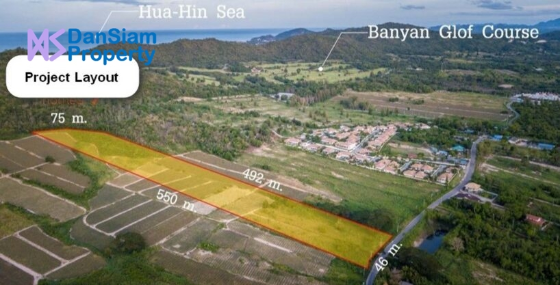 Brand-new Luxury Villas in Hua Hin South Countryside