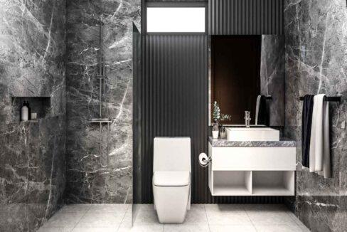 13 HAVEN Master Bathroom (Darker tone)